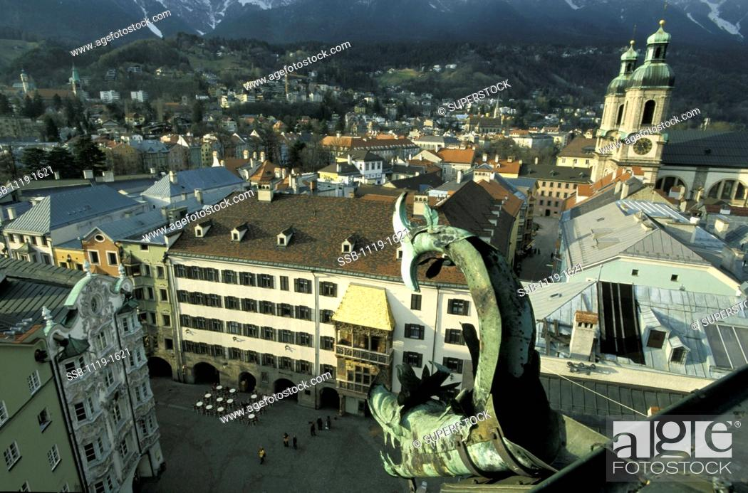Stock Photo: Innsbruck Austria.