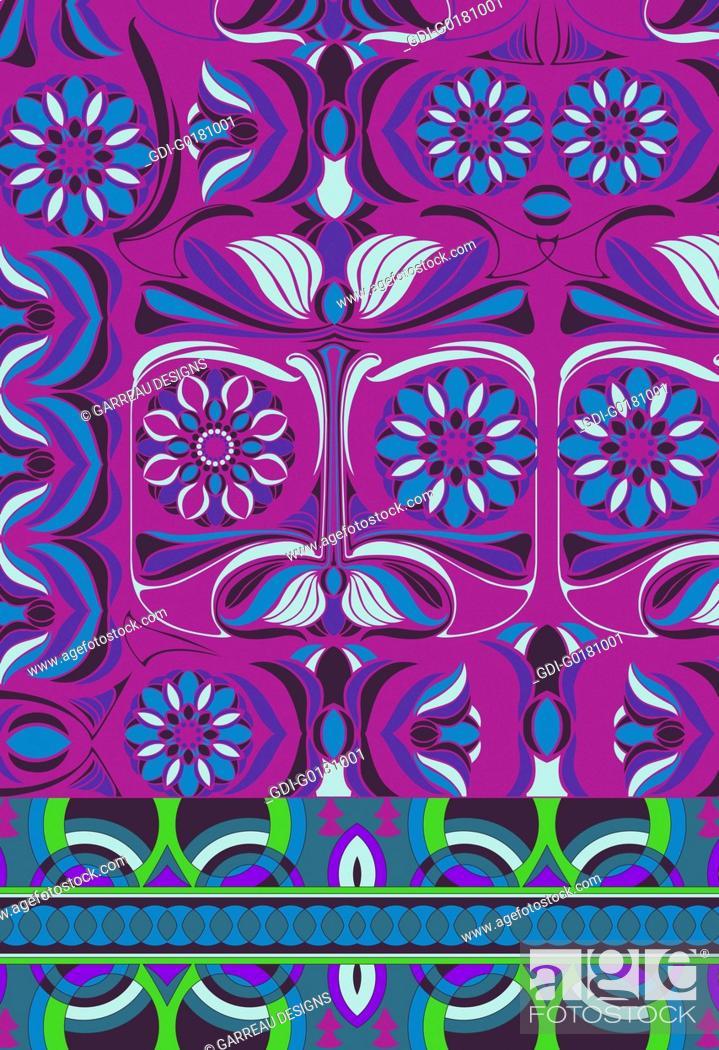 Imagen: Purple design.