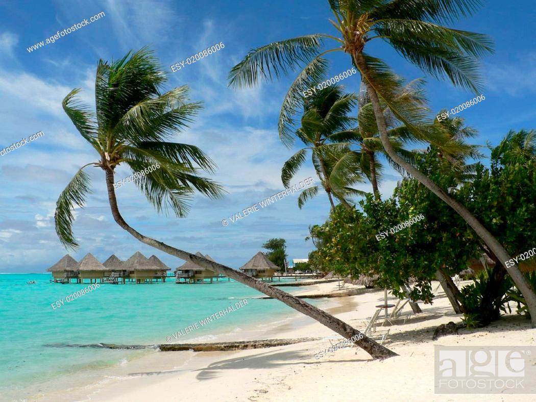 Imagen: Bora Bora.