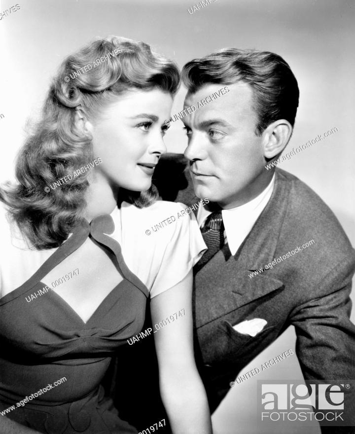 Stock Photo: Hilfe, ich bin Millionaer, (BREWSTER'S MILLIONS) USA 1945 s/w, Regie: Allan Dwan, HELEN WALKER, DENNIS O'KEEFE, Key: Paar.