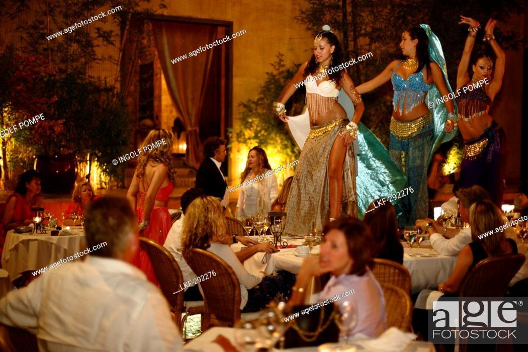 Stock Photo: Club Olivia Valere, Marbella, Andalusia, Spain.
