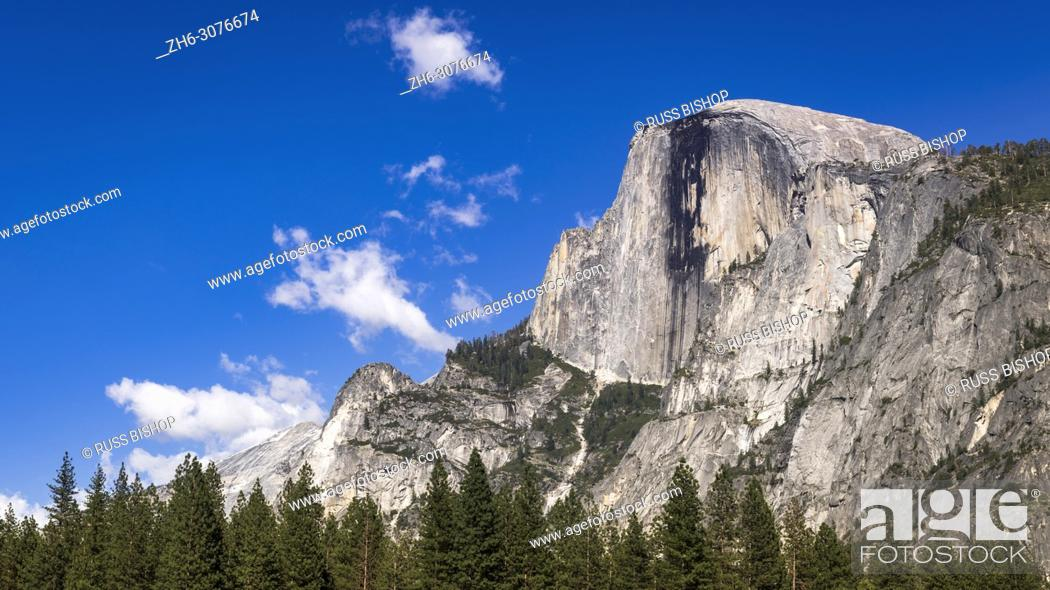 Imagen: Half Dome, Yosemite National Park, California USA.