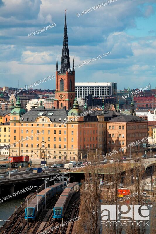 Stock Photo: Stockholm.
