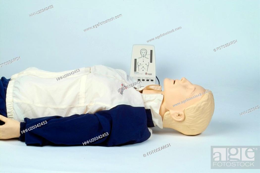 Stock Photo: medicare, medical instrument, medical service, medical treatment, medical appliance, mannequin.