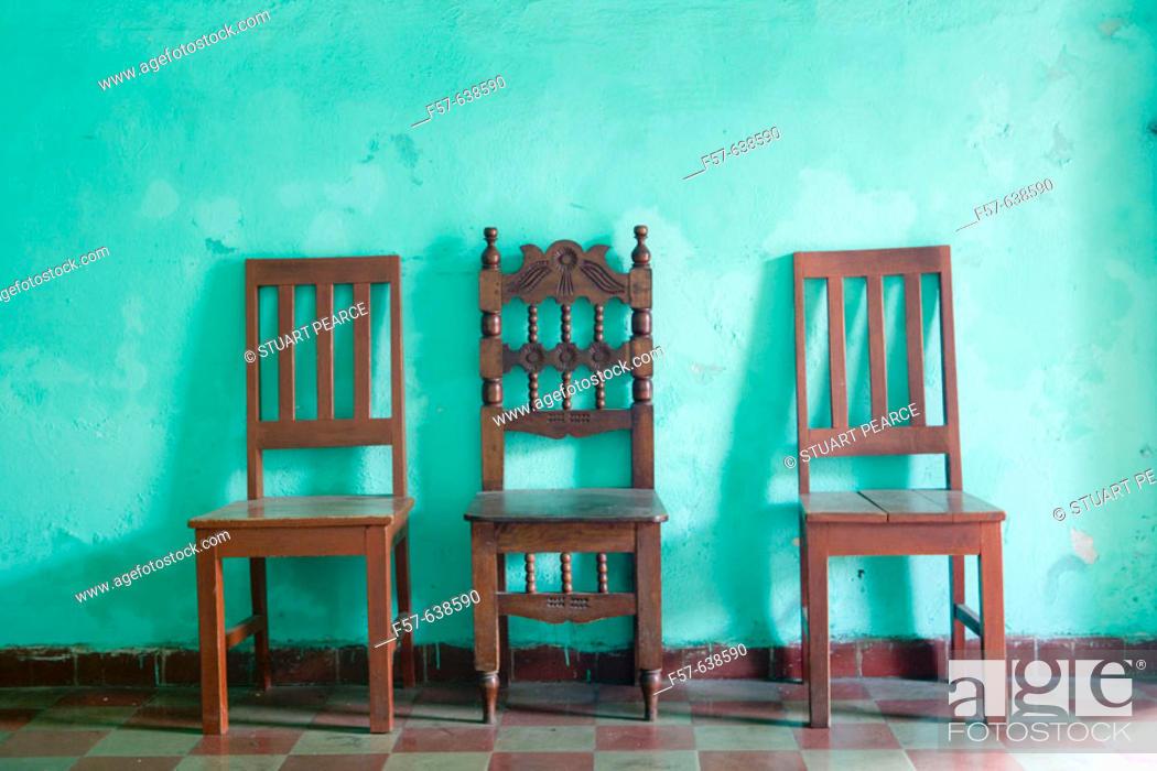 Stock Photo: Valladolid. Yucatan. Mexico.