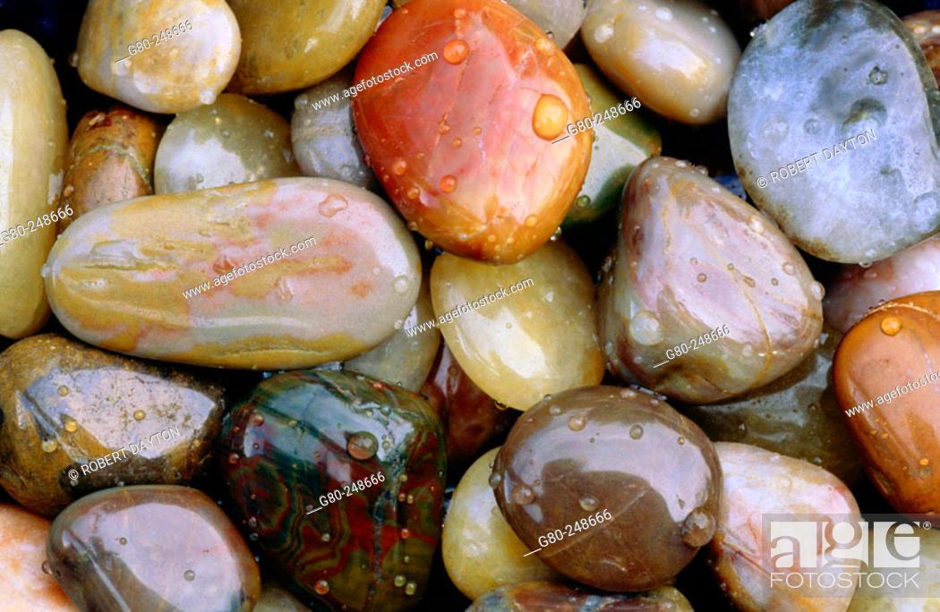 Stock Photo: Stones.