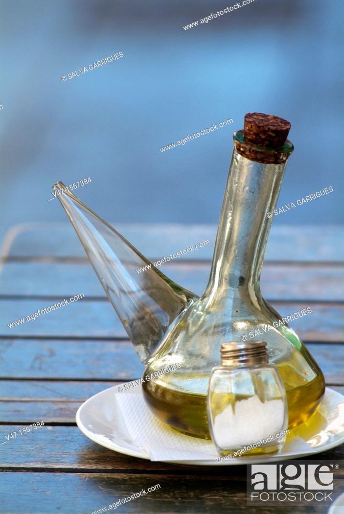 Stock Photo: virgin olive oil, Valencia, Spain, Europe.