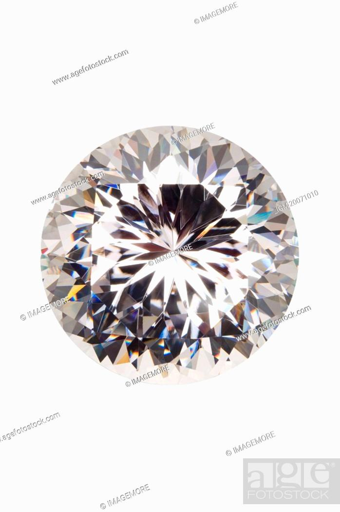 Stock Photo: Diamond.
