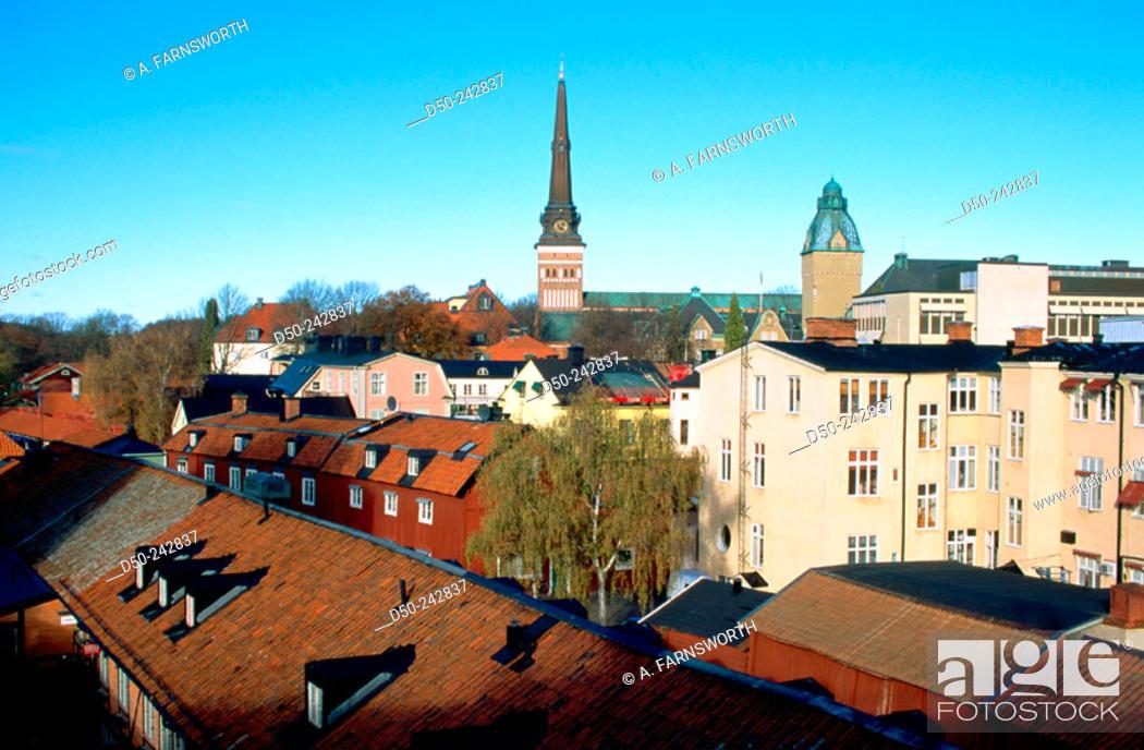 Stock Photo: Vasteras. Sweden.