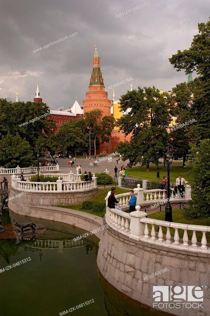 Stock Photo: Bolshoi Theatre, interior, Moscow, Russia, Europe.