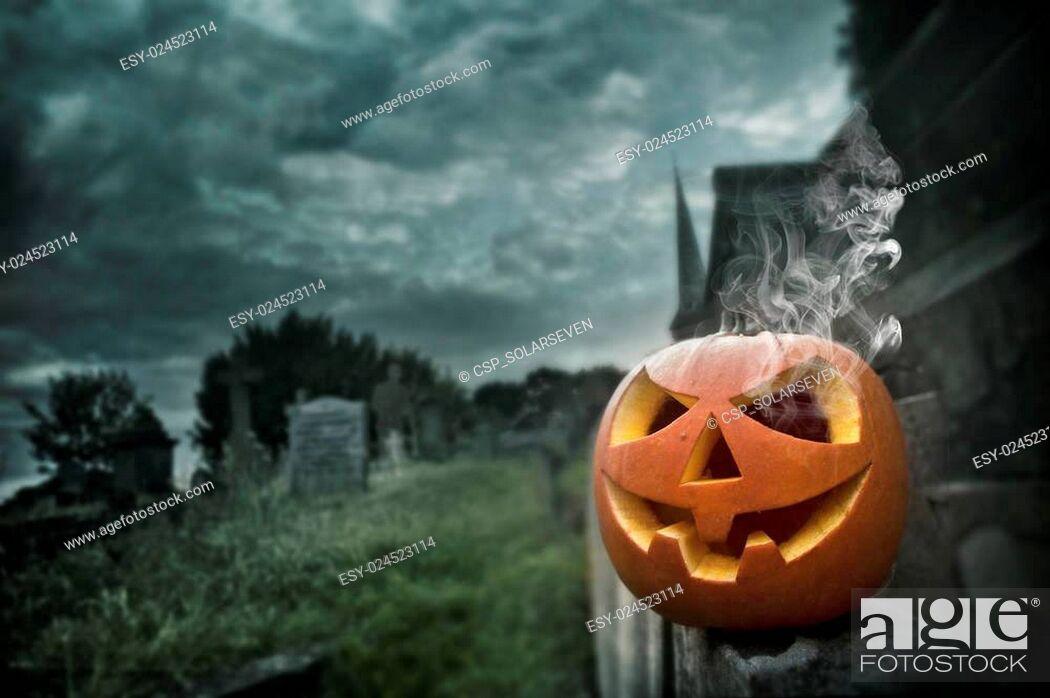 Imagen: Spooky Halloween Night.