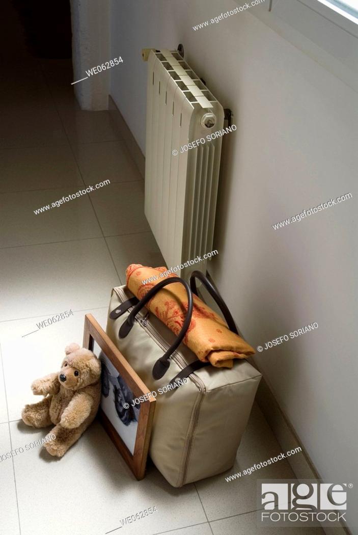 Stock Photo: Luggage.