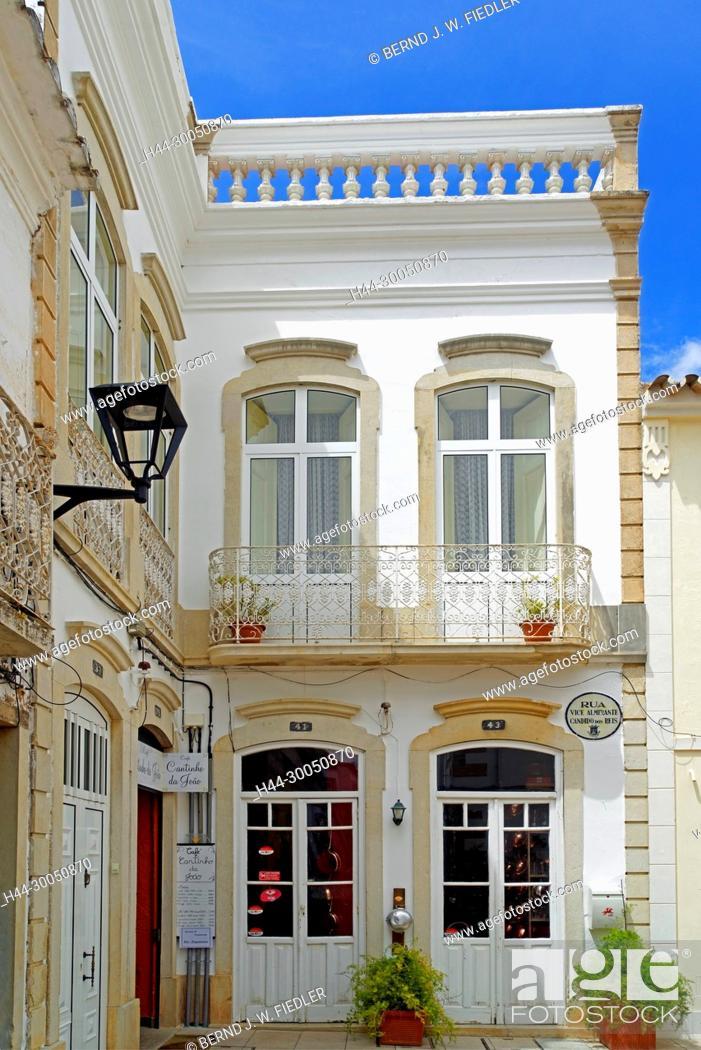 Photo de stock: Cafe of Cantinho de Jo ã o, Loulé Portugal,.