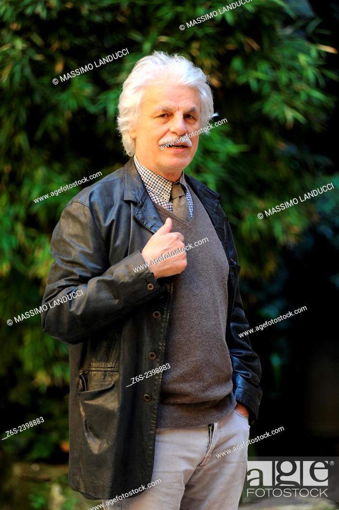Imagen: Michele Placido; Placido; actor and director; celebrities; 2015;rome; italy;event; photocall; la scelta.