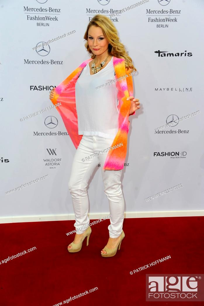 Mercedes Benz Fashion Week Berlin Autumnwinter 2015 Marc Cain