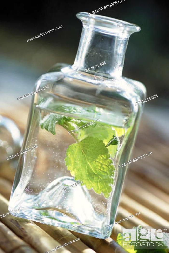 Stock Photo: Bath oil.