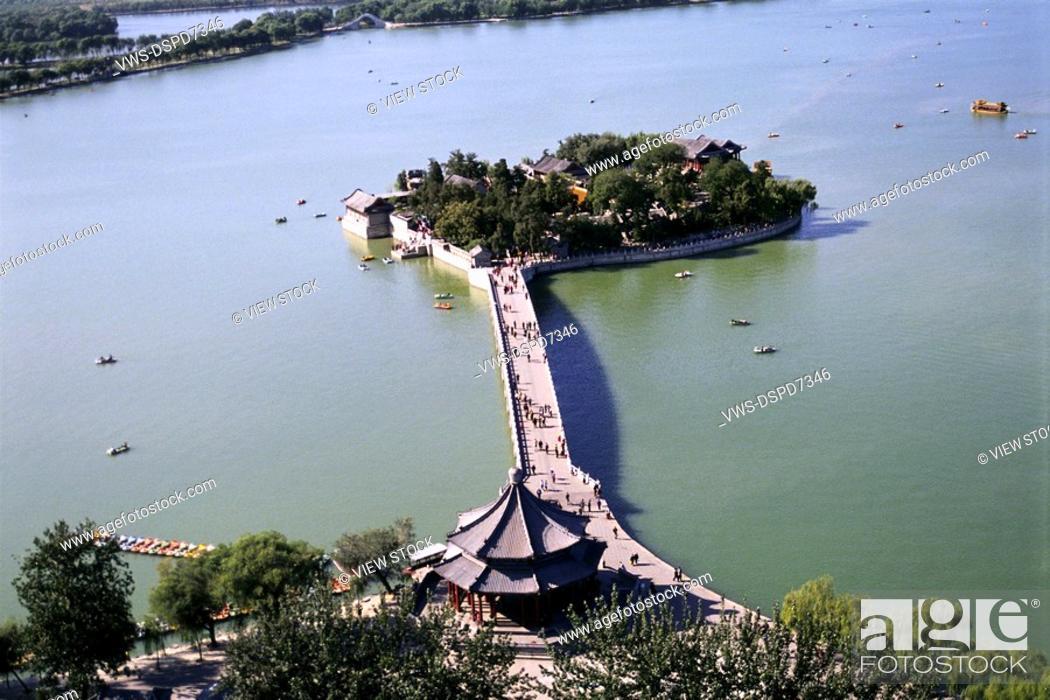 Stock Photo: Summer Palace,Beijing,China.