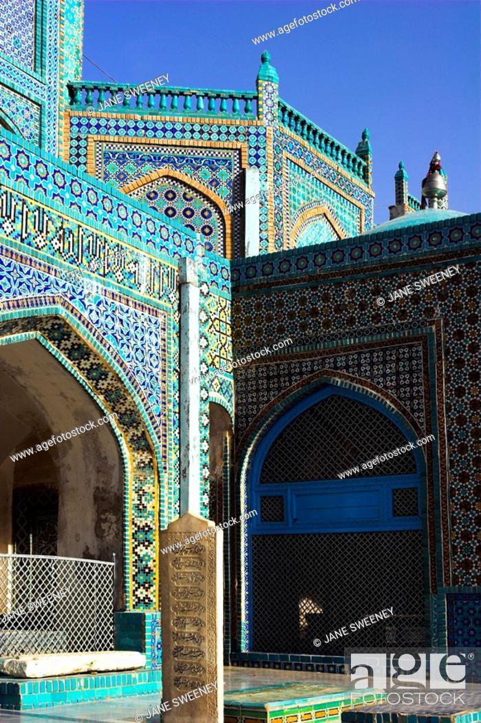 Real Tomb Of Hazrat Ali