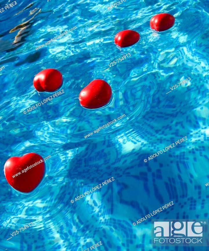 Stock Photo: Swimming pool.