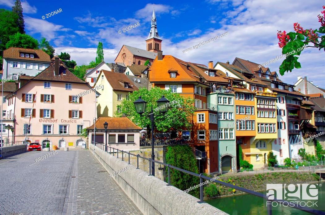 In deinem Alter in Laufenburg