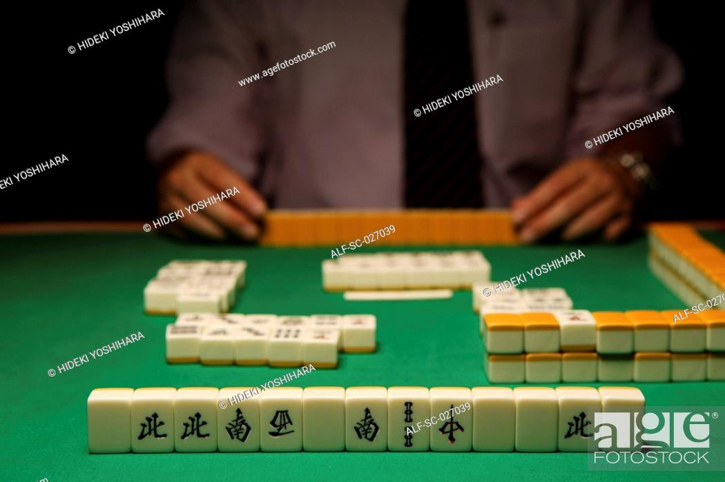Stock Photo: Game started.