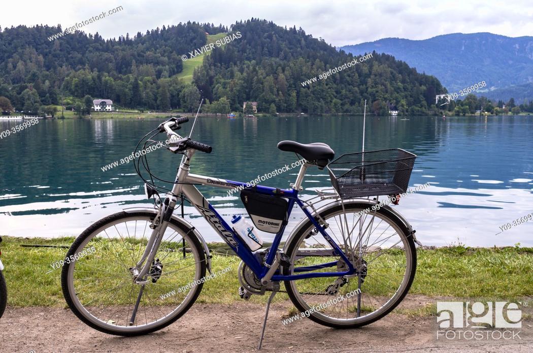 Imagen: Lake Bled, Slovenia.