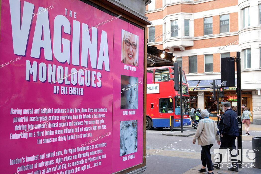 Vagina monologues london