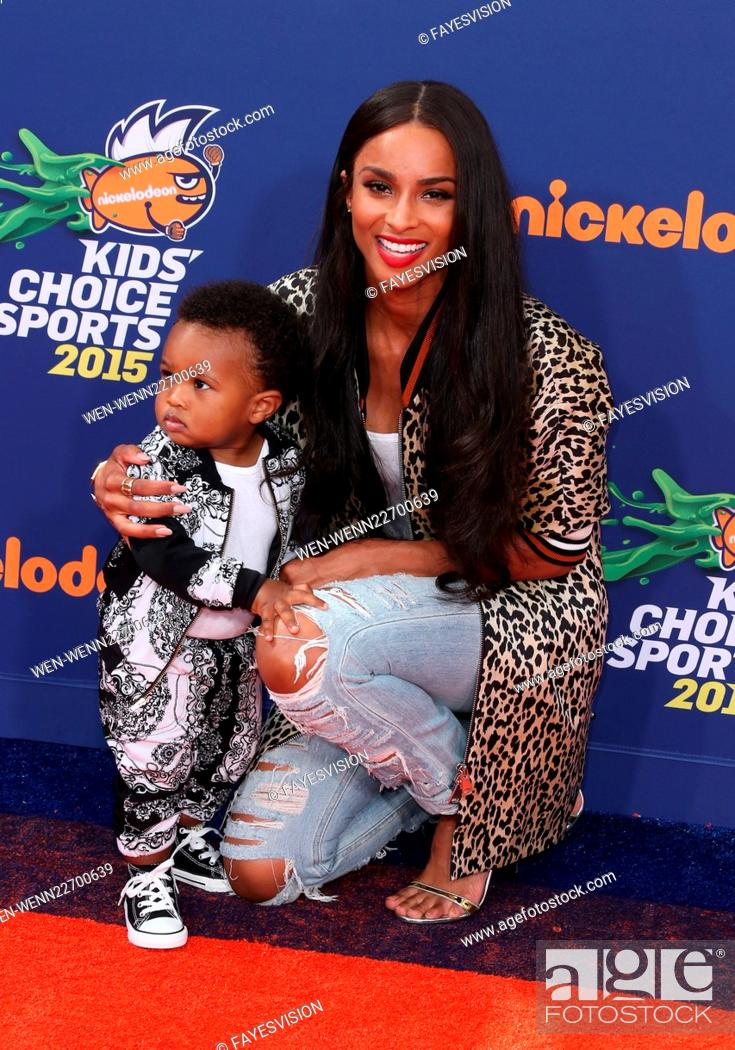 Nickelodeon Kids Choice Sports Awards 2015 Featuring Ciara Future Zahir Wilburn Where Westwood Stock Photo Picture And Rights Managed Image Pic Wen Wenn22700639 Agefotostock Learn about future zahir wilburn: https www agefotostock com age en stock images rights managed wen wenn22700639