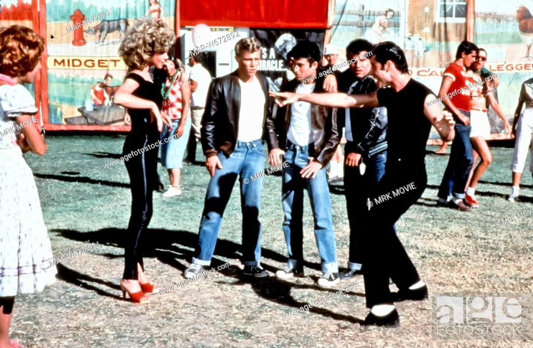 Grease 1978 Stock Photo Picture And Rights Managed Image Pic Mar W672892 Agefotostock