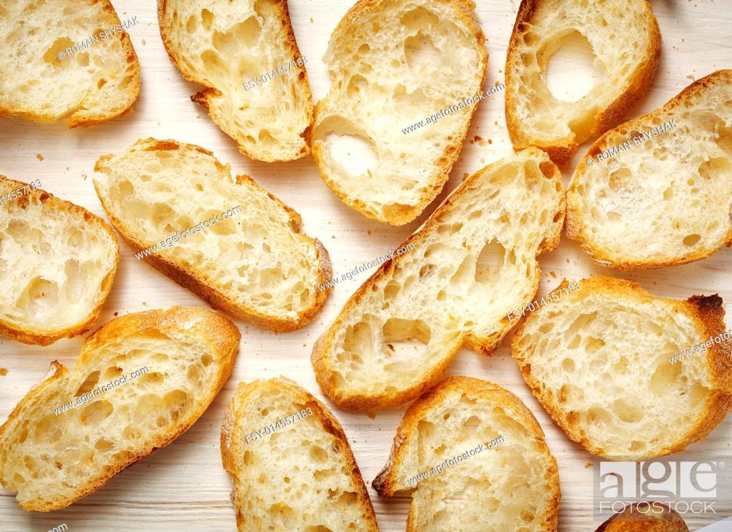 Stock Photo: Open sandwiches.