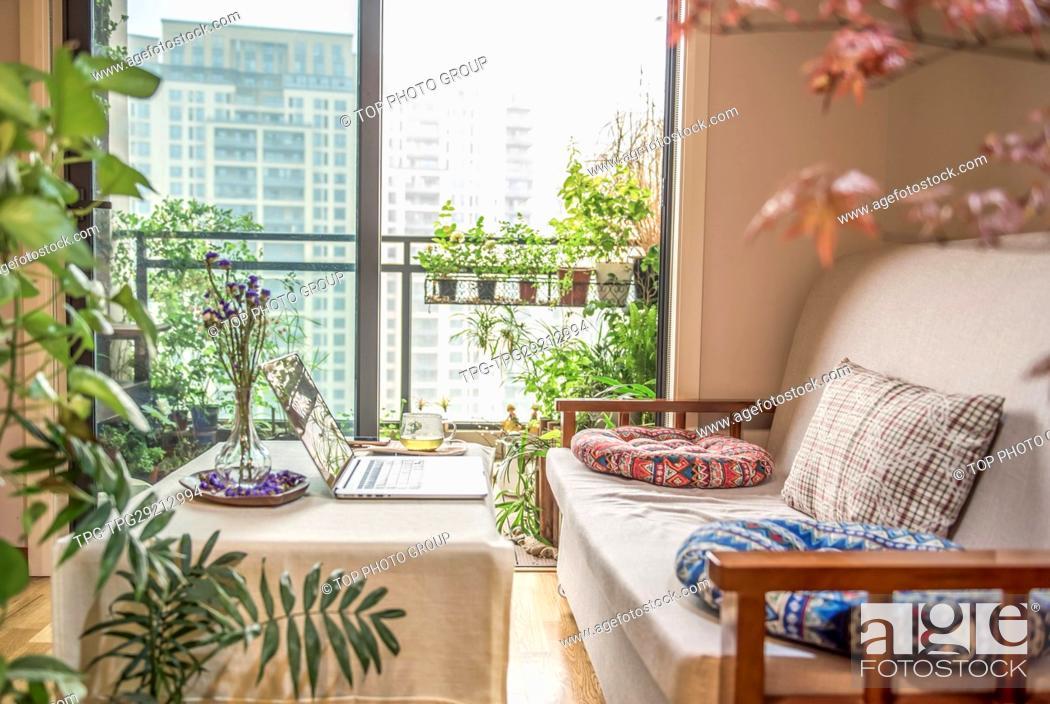 Imagen: living room.