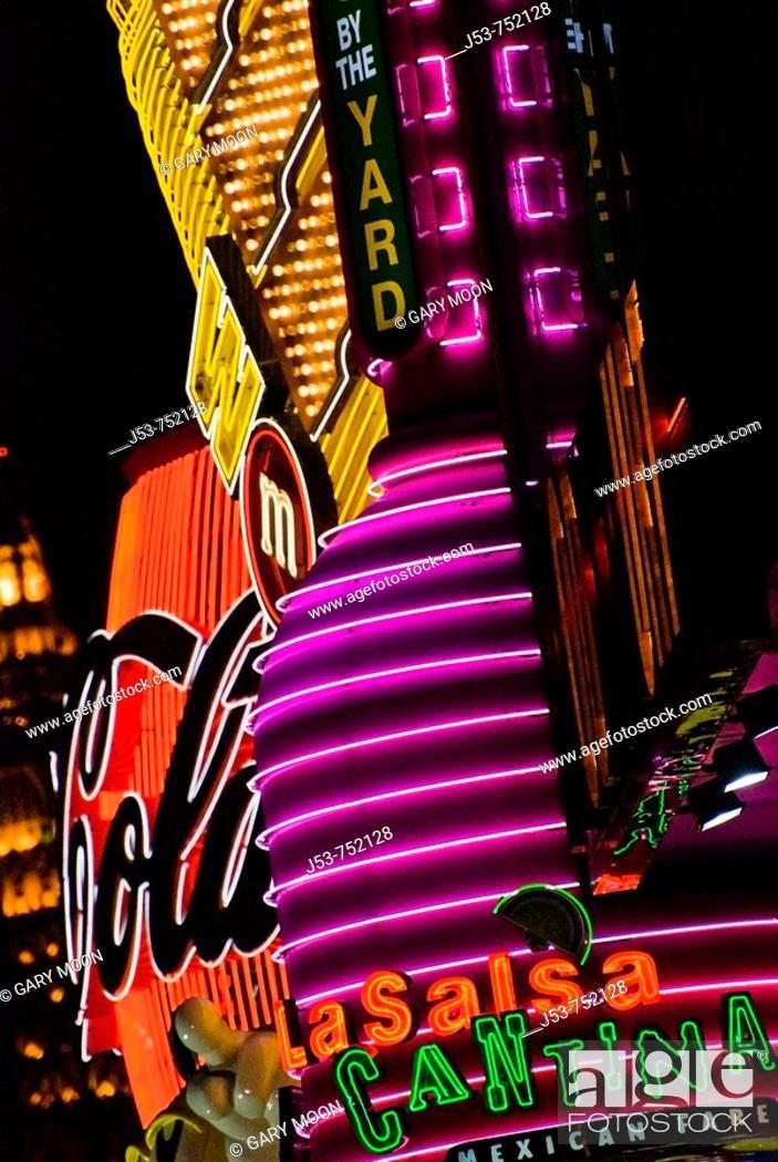 Stock Photo: Las Vegas, Nevada USA.
