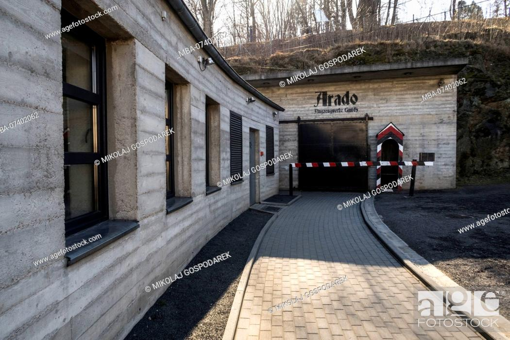 Stock Photo: Europe, Poland, Lower Silesia, Kamienna Gora / Landeshut in Schlesien - Projekt Arado.