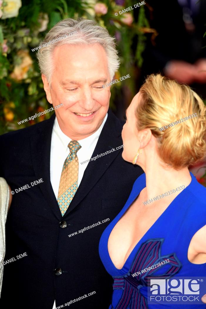 A Little Chaos - UK film premiere held at the Odeon
