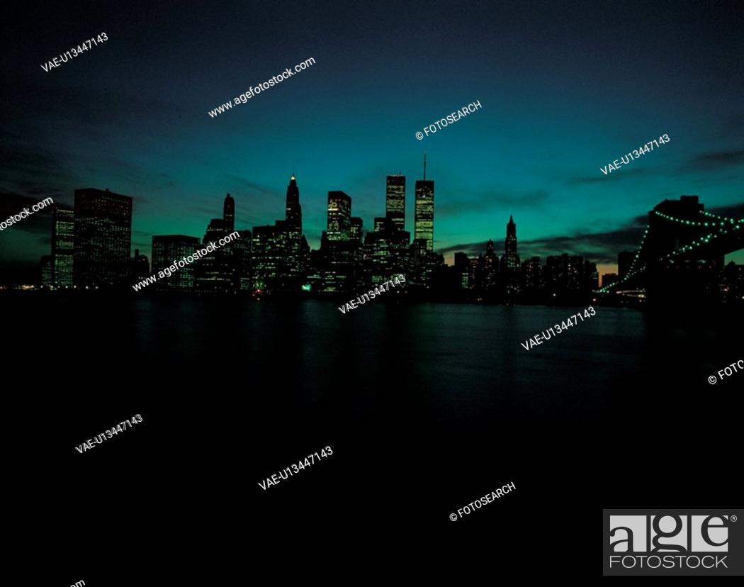 Stock Photo: office building, building, architecture, scenic, sky, cityview.