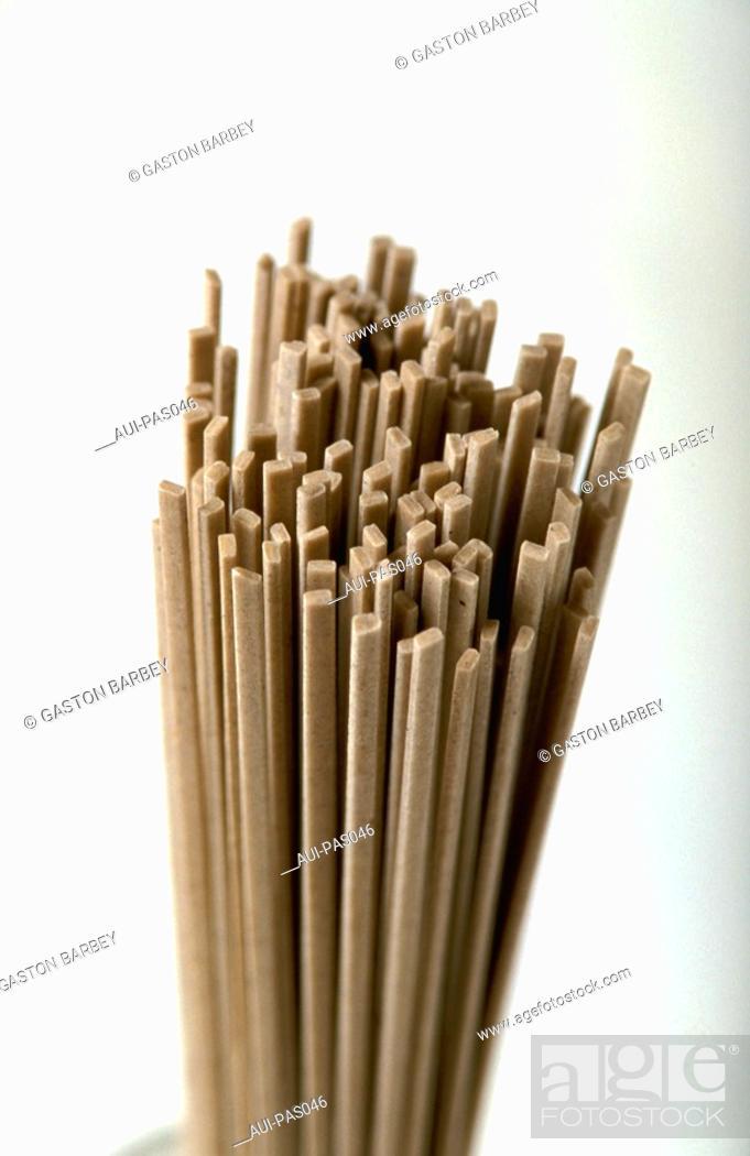 Stock Photo: Pasta - Asian Pasta.