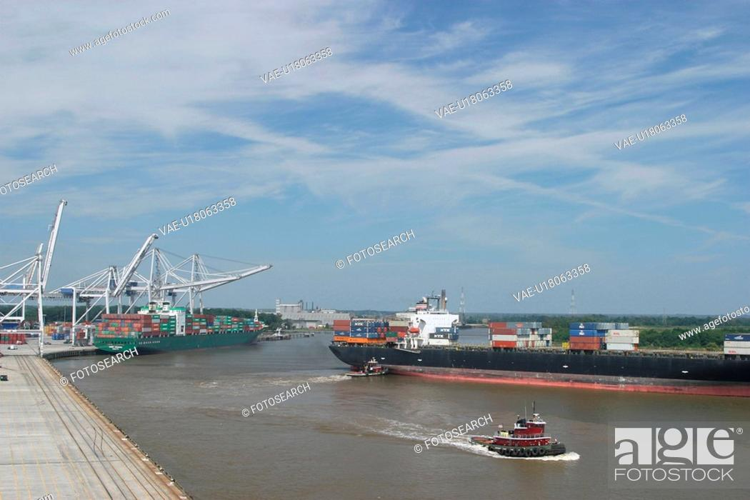 Stock Photo: motorboat, boat, ferry, traveling, transport, transportation.