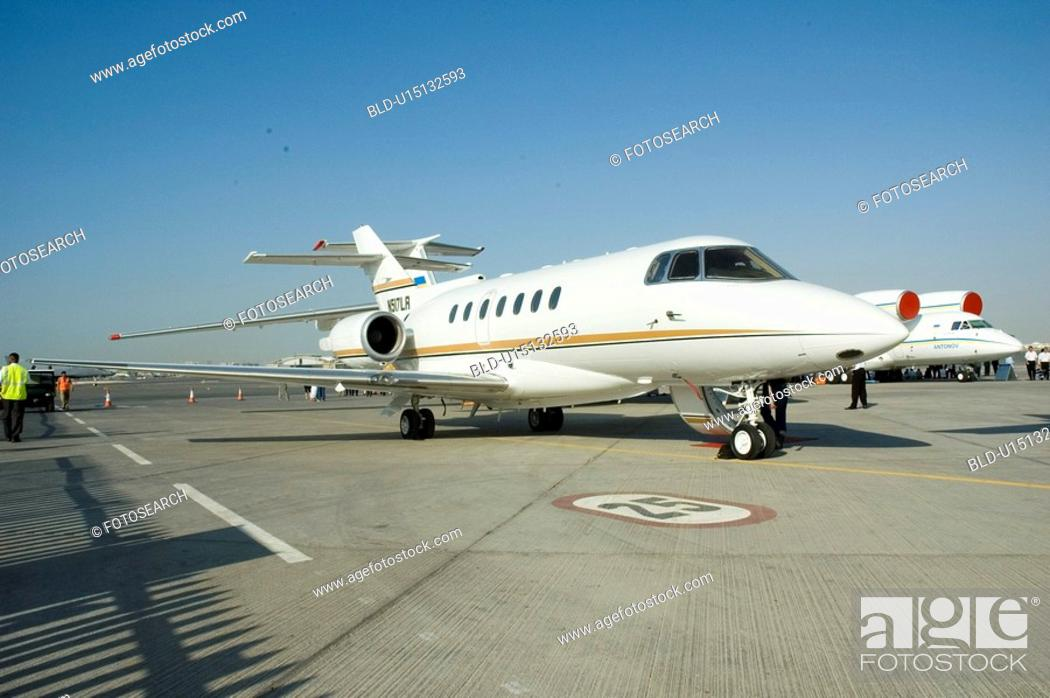 Stock Photo: expensive, aiplane, commecial, private, plane, royal, airline.