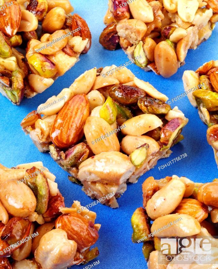 Stock Photo: Arab Nut Sweet.