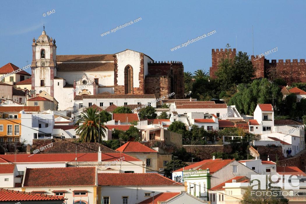 Stock Photo: Silves, Algarve, Portugal.