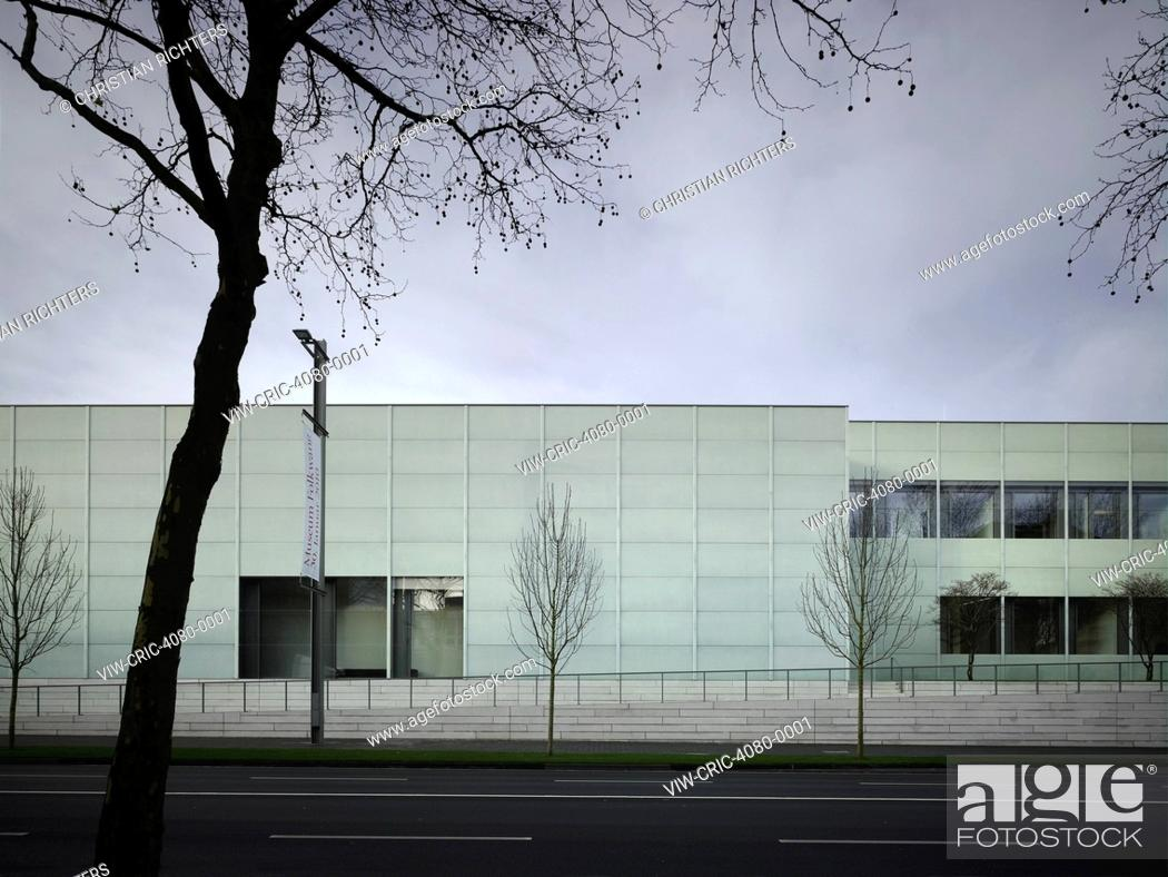 Imagen: The Museum Folkwang, founded in Hagen by Karl Ernst Osthaus in 1902, was Europe's first museum of contemporary art. The most sig.
