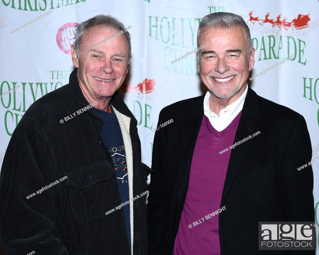 Tristan Rogers And Ian Buchanan Arrives At The 87th Annual Hollywood Christmas Parade In Hollywood Stock Photo Picture And Rights Managed Image Pic Tac 168900 Agefotostock