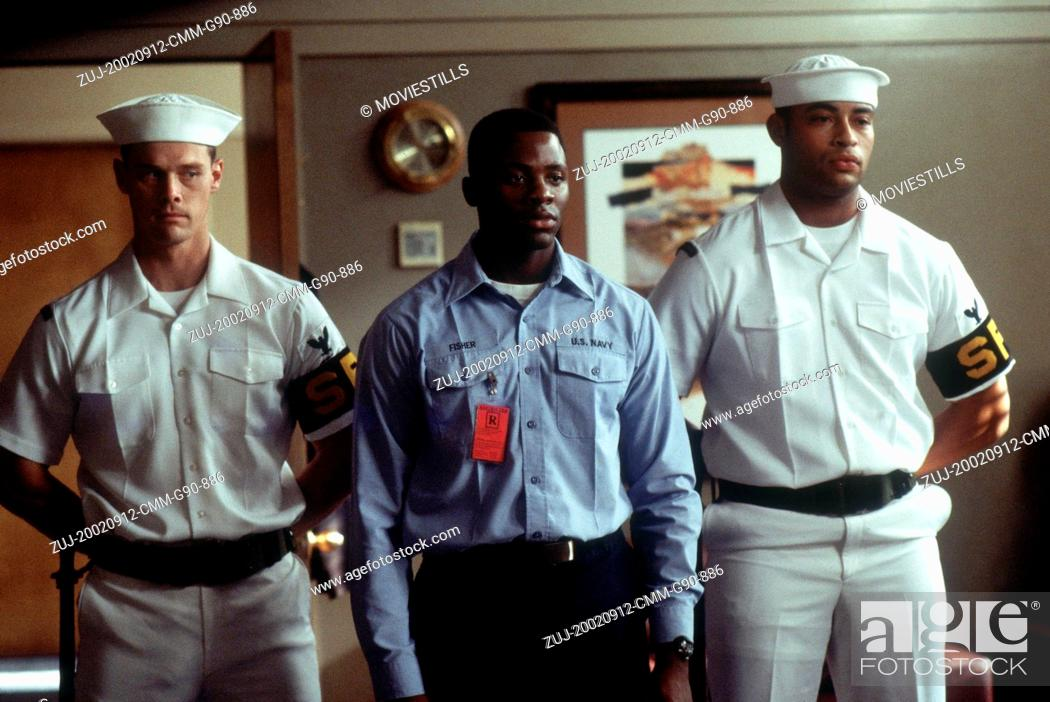 Stock Photo: RELEASE DATE: Dec. 19, 2002. MOVIE TITLE: Antwone Fisher. STUDIO: Fox Searchlight Pictures. PLOT: Antwone Fisher, a young navy man.