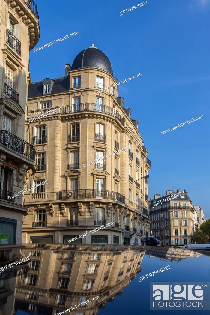 Illustration Of Neuilly Sur Seine Hauts De Seine 92 Ile De
