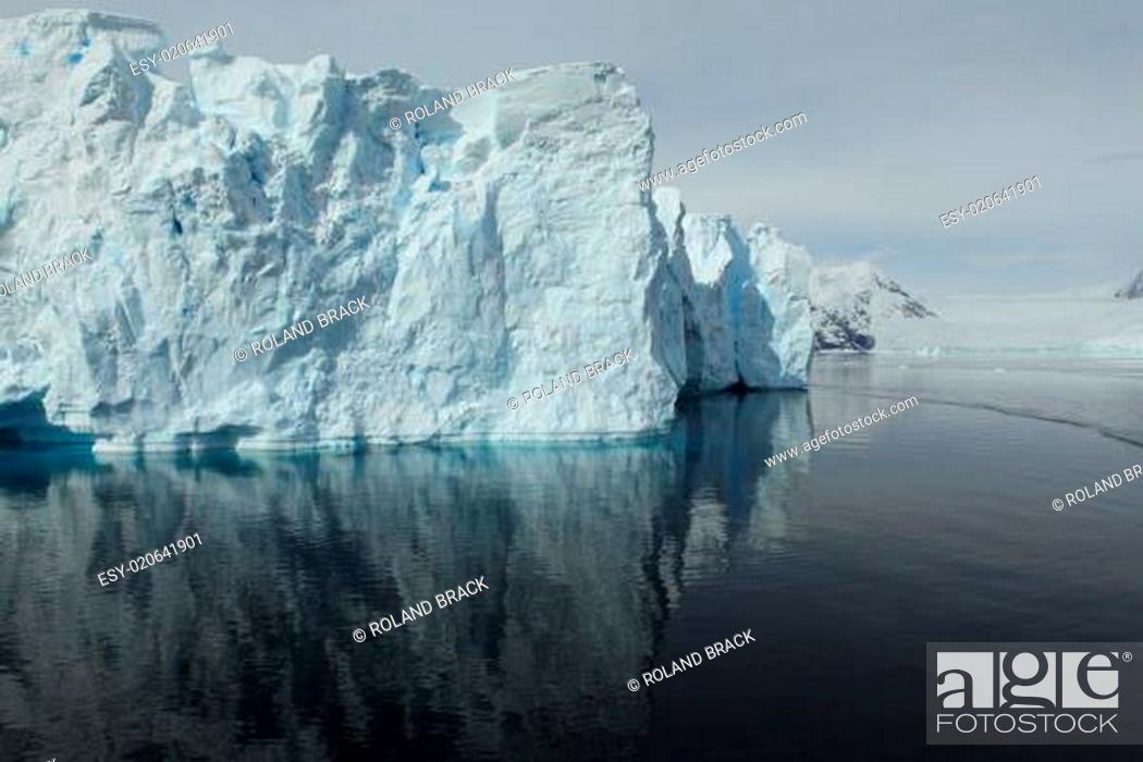 Imagen: Die Antarktis.