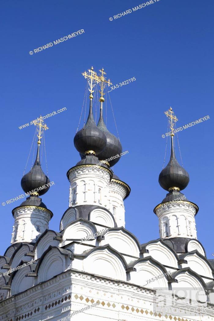 Imagen: Church of St Lazarus, Suzdal, Vladimir Oblast, Russia.