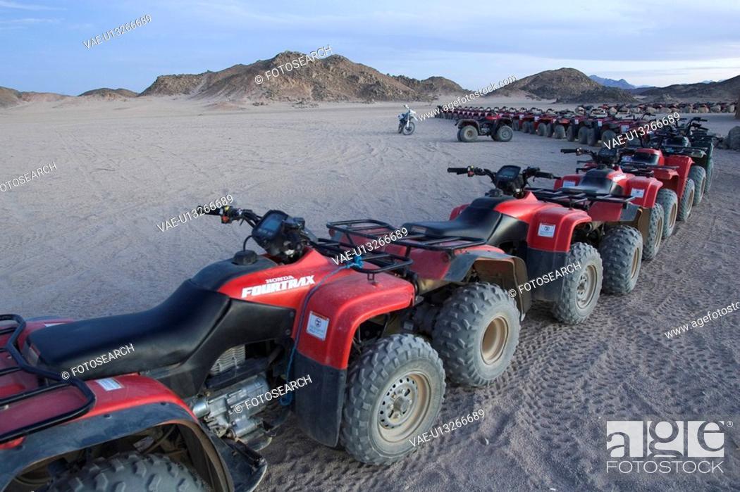 Stock Photo: Cloud, Day, Desert, Dirt, Hill.