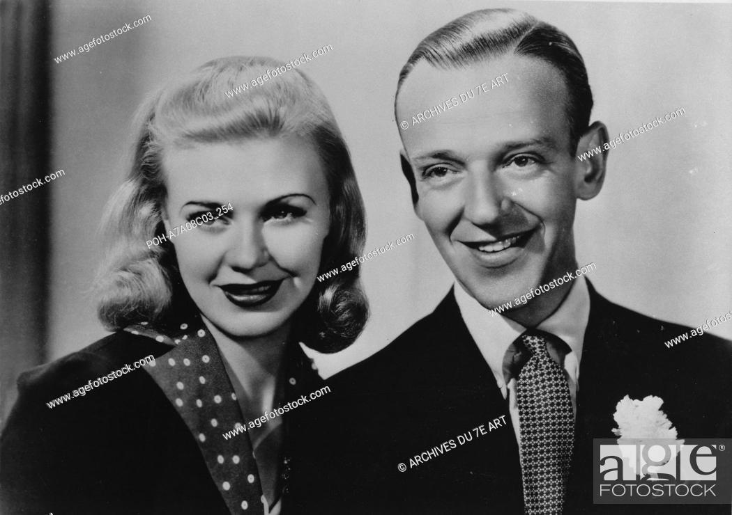 Amanda Carefree 1938 Usa Ginger Rogers Fred Astaire Director Mark Sandrich Stock Photo Picture And Rights Managed Image Pic Poh A7a08c03 254 Agefotostock