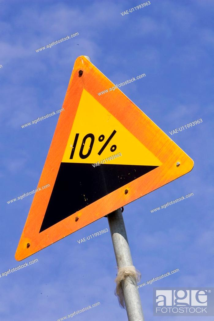 Stock Photo: Sign, Sign Board, Indication.