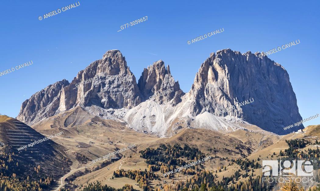 Photo de stock: Italy. Alps. Dolomites.